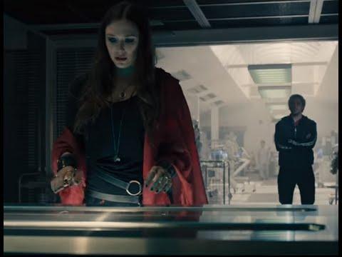 Мстители: Эра Альтрона – Супер-близнецы