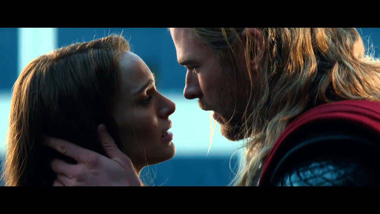 Тор 2: Царство тьмы – Тор и Джейн