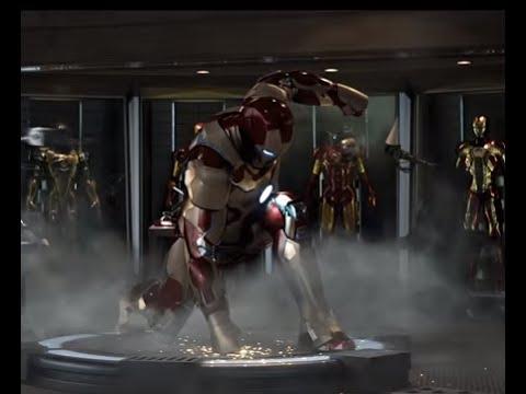 Железный человек 3 – в моде металл