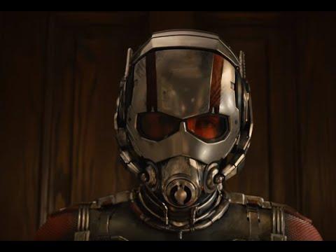 Человек-муравей– костюм обладает мощью