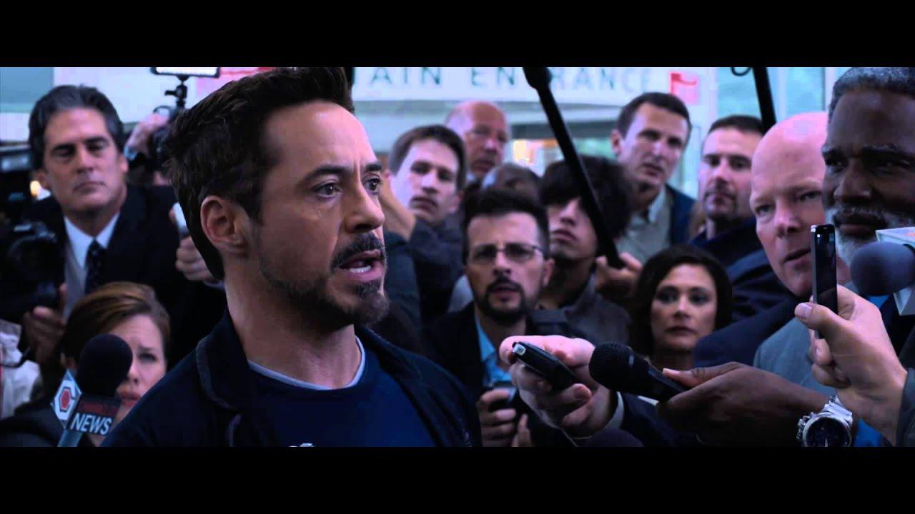 54219 Железный человек 3 - Тони Старк бросает вызов