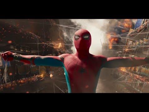 Человек-Паук: Возвращение домой – третий трейлер (16+)