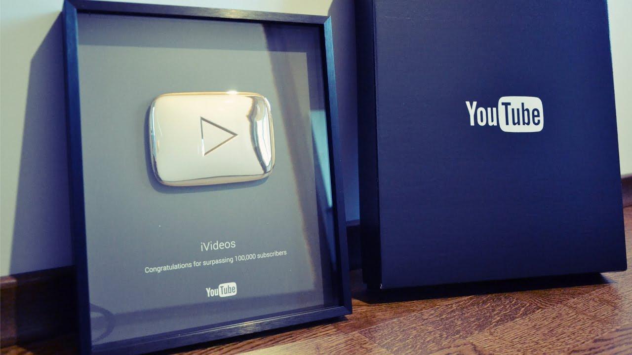 54282 iVideos - 130 тыс. | Серебряная кнопка YouTube
