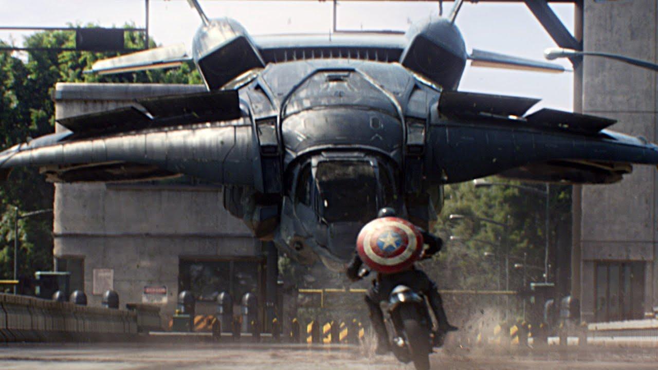 Первый мститель: Другая война  – Капитан Роджерс не сдается