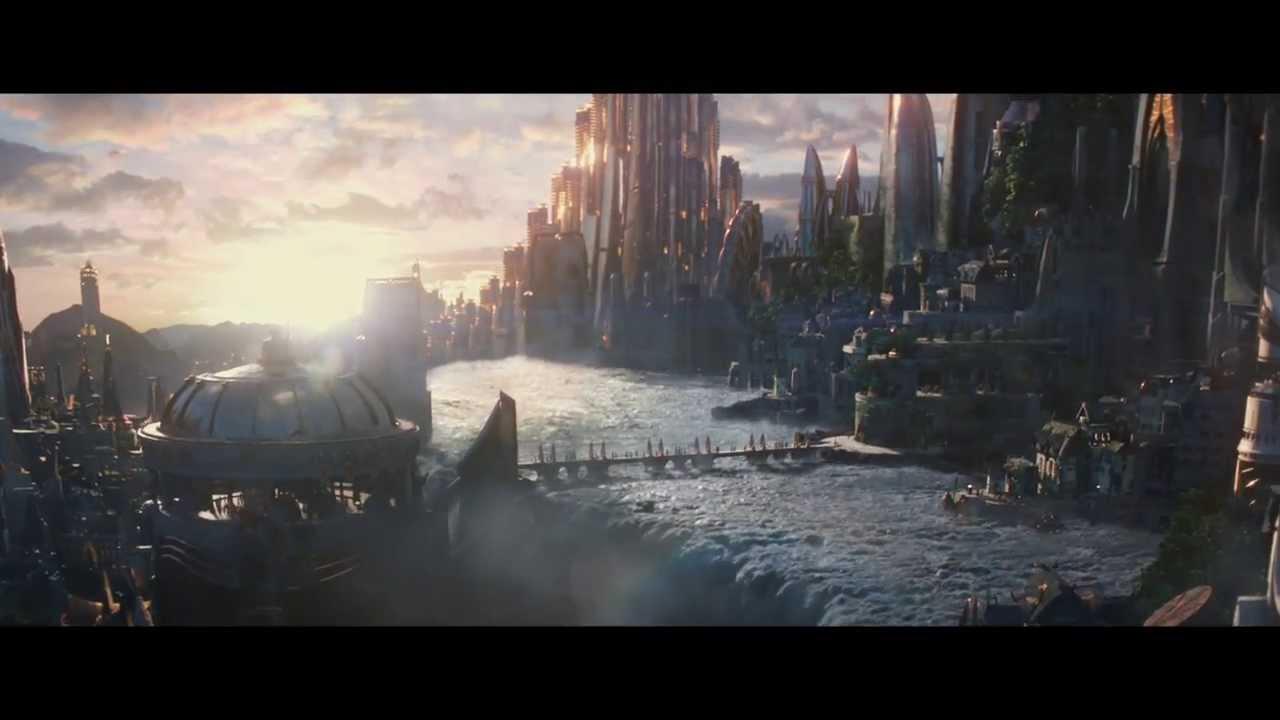 Тор 2: Царство тьмы – актеры о фильме