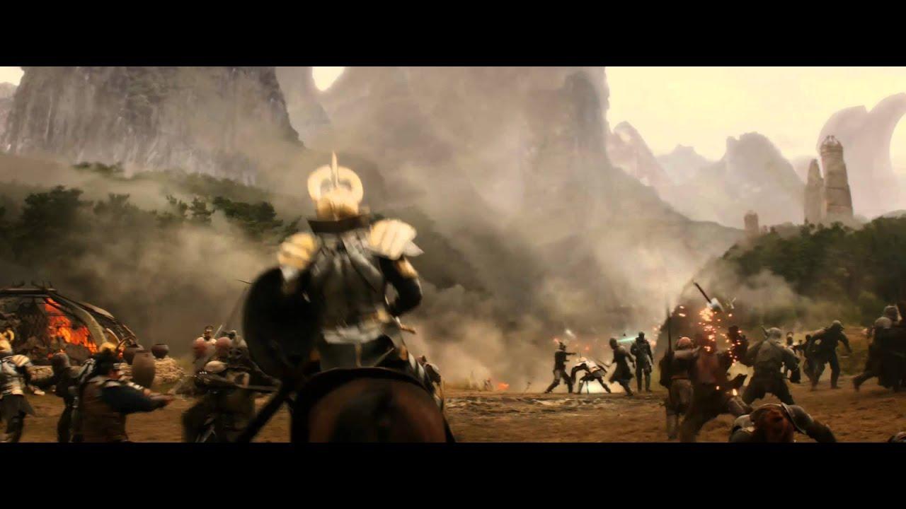 Тор 2: Царство тьмы – все под контролем