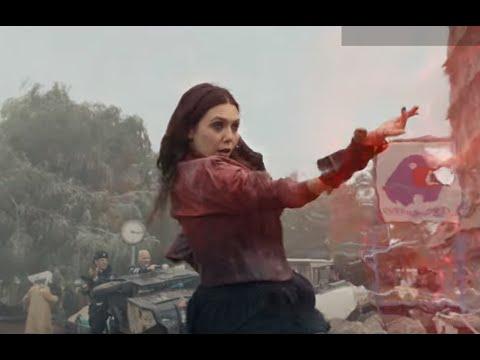 Мстители: Эра Альтрона – создавая новые способности
