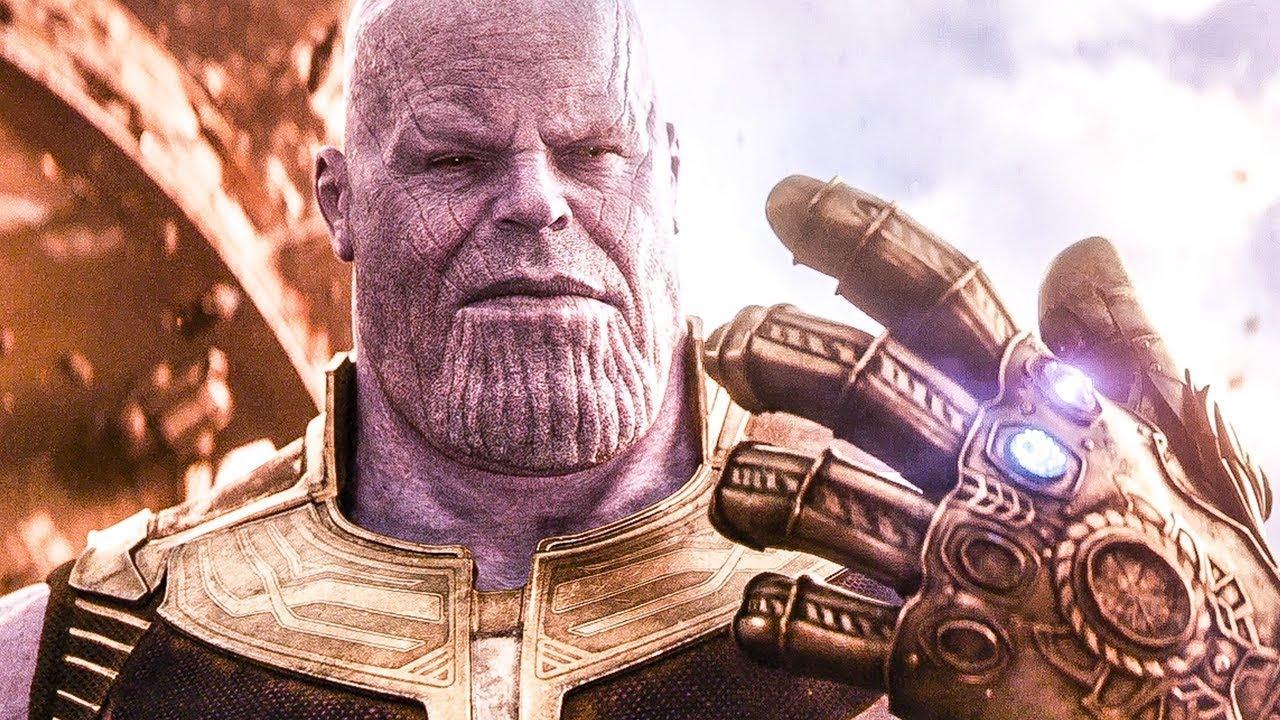 Мстители 3: Война Бесконечности — Русский трейлер (2018)