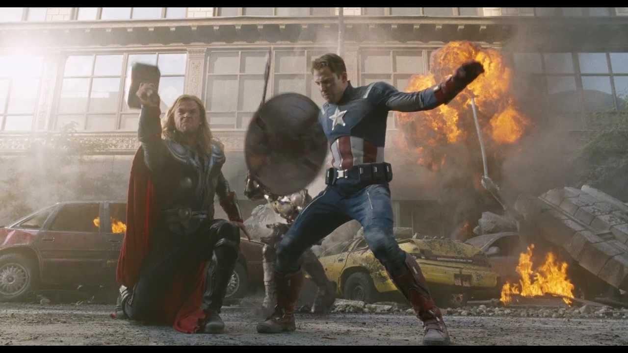 Marvel Мстители – Щит и Молот