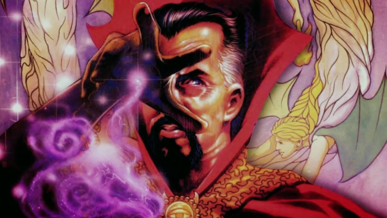 Доктор Стрэндж – Барьер между измерениями