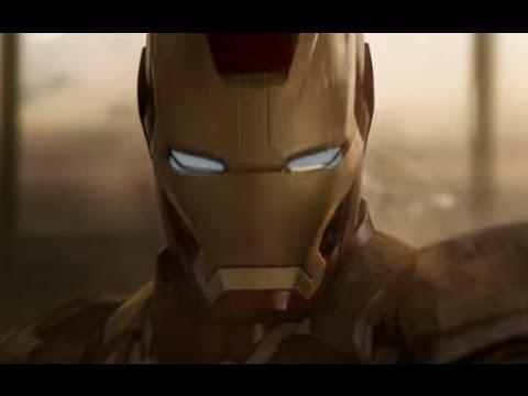 Железный человек 3 – в действии