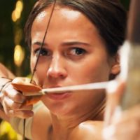 54757 Tomb Raider: Лара Крофт — Русский трейлер #2 (2018)