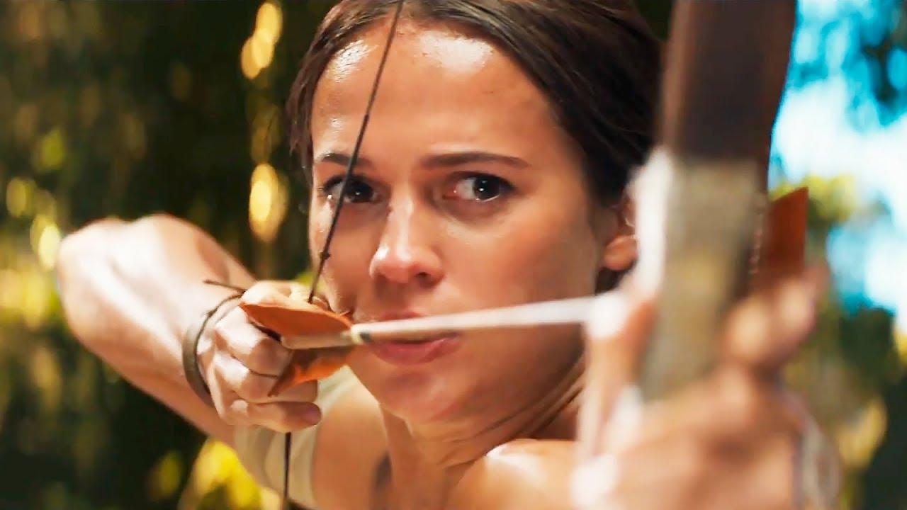 Tomb Raider: Лара Крофт — Русский трейлер #2 (2018)