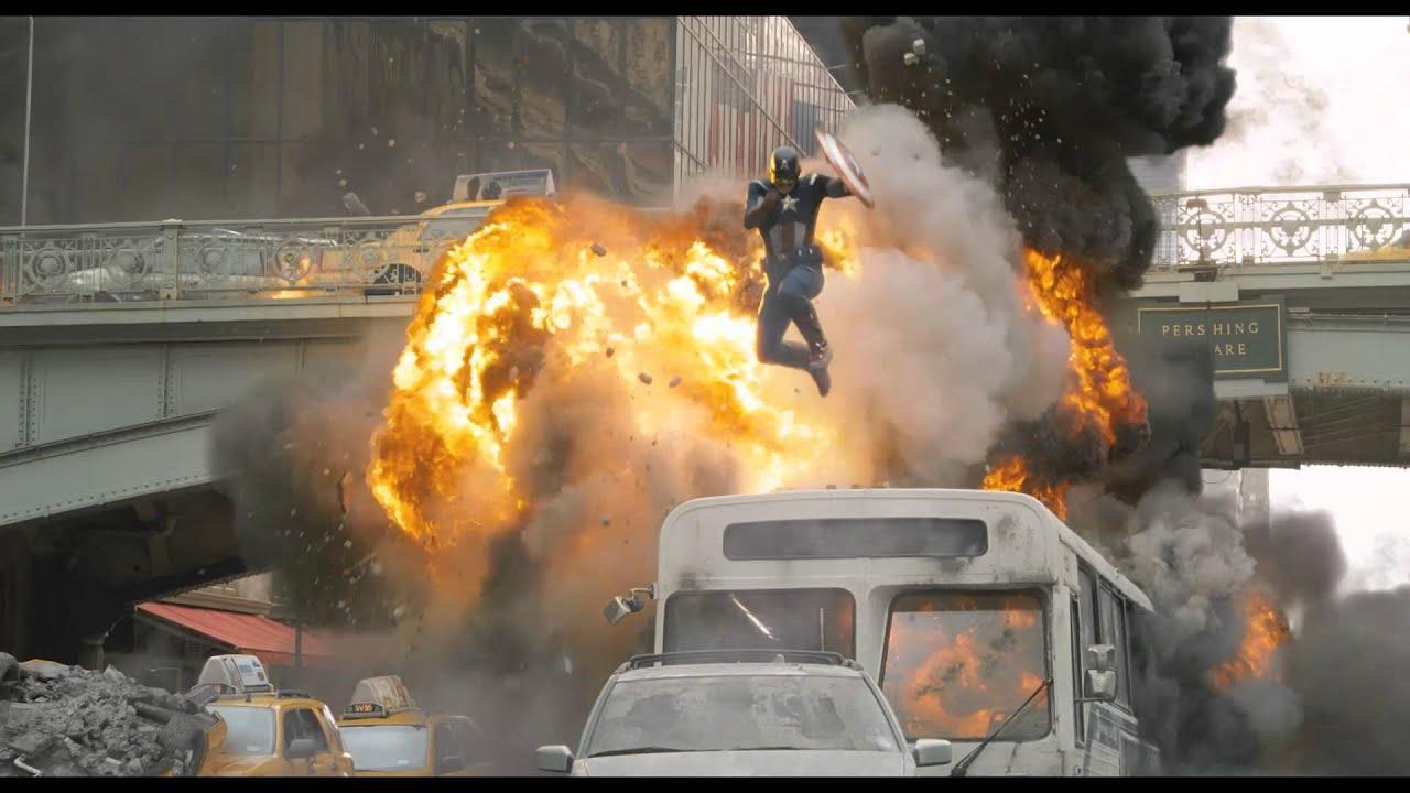 Marvel «Мстители» – смотрите на DVD и Blu-ray