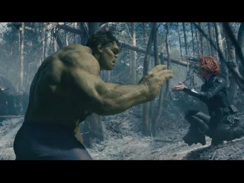 54786 Мстители: Эра Альтрона - красавица приручит чудовище