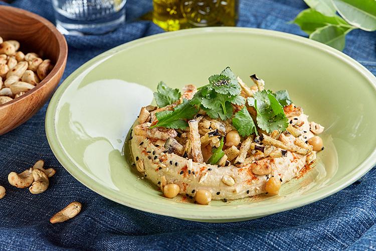 3 постных рецепта, которые сведут вас с ума: брокколи в азиатском стиле, суп из батата и хуммус с баклажанами