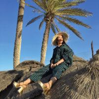 53376 Дневник путешественницы: Ян Гэ и ее travel-истории