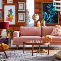 54971 Дрю Бэрримор представила свою дебютную коллекцию домашнего интерьера