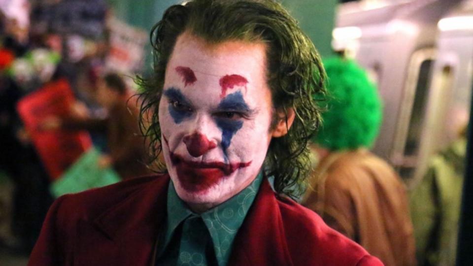 «Джокер» с Хоакином Фениксом: новый кадр