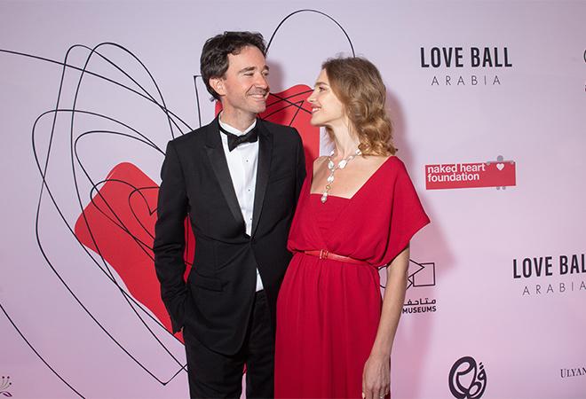 ИзабельГулар, Оливия Палермо, АлессандраАмбросио и другие на Love Ball Натальи Водяновой в Катаре