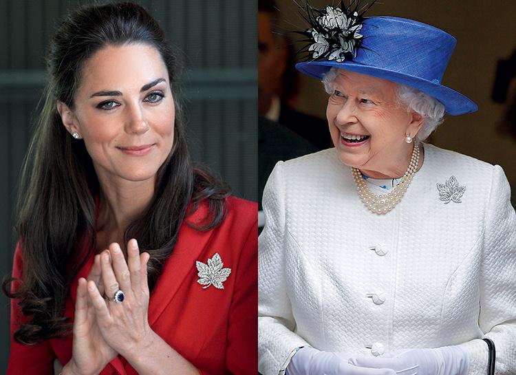 Как Кейт Миддлтон и Меган Маркл повторяют образы принцессы Дианы и в каких еще монархиях равняются на свекровей
