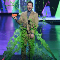 54715 Крис Пратт, Уилл Смит, Адам Сэндлер и другие на премии Kids' Choice Awards