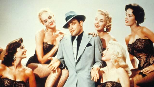 54922 Мюзикл с Марлоном Брандо «Парни и куколки» получит ремейк