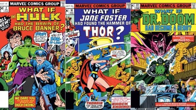 Новый мультсериал расскажет альтернативную историю героев Marvel