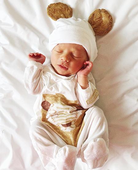 Стиль звездных детей: сын Кьяры Ферраньи и Fedez – Лео