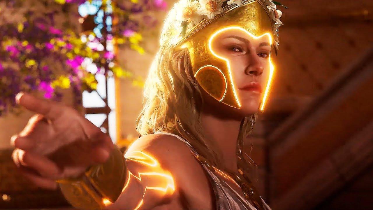 Assassin's Creed Одиссея — Русский трейлер дополнения «Атлантида» (2019)