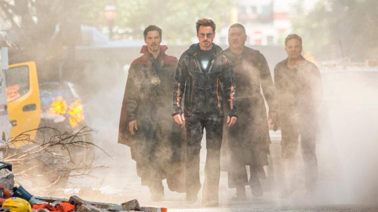 55391 Что известно о финальной части «Мстителей»