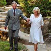 55126 К годовщине свадьбы: 15 забавных фотографий принца Чарльза и герцогини Камиллы