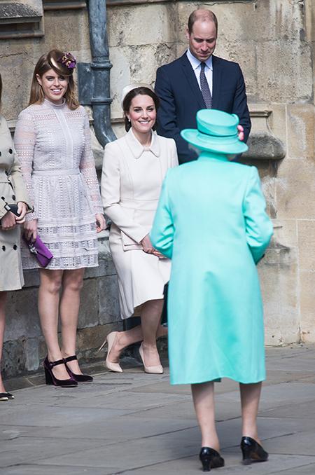 55175 Стало известно, как королева Елизавета отметит свой день рождения в этом году