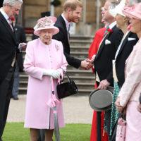 55994 Королева Елизавета II нарушила собственный протокол, удивив даже своих помощников