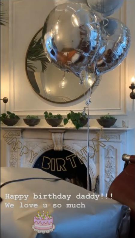 """""""С днем рождения, папочка!"""": как Виктория Бекхэм и дети поздравили Дэвида Бекхэма с 44-летием"""