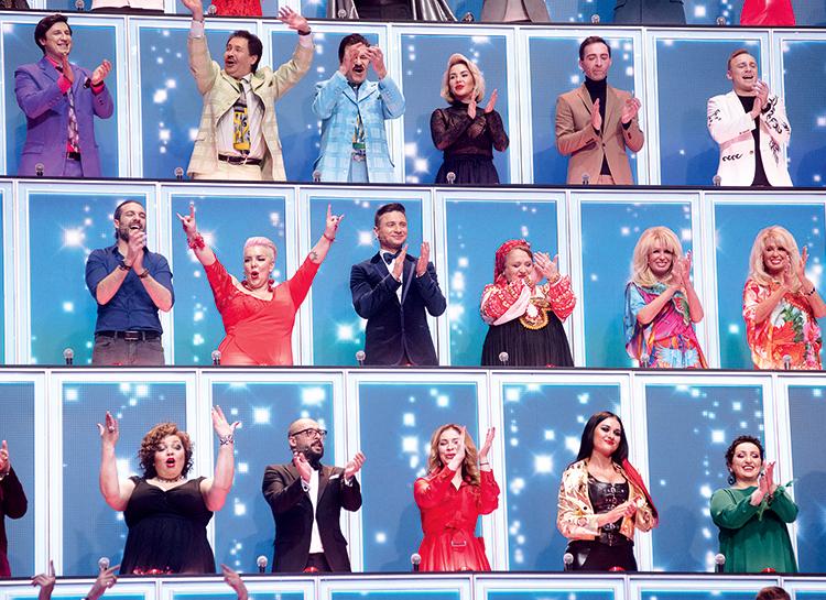 """Сергей Лазарев о """"Евровидении-2019"""": """"Надеюсь, те, кто не расслышал меня в прошлый раз, теперь расслышат"""""""