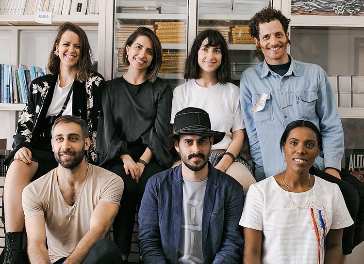 55923 Тель-Авив на проводе: что израильские дизайнеры предлагают носить в следующем сезоне