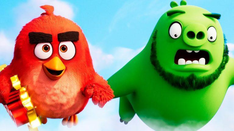 56297 Angry Birds 2 в кино — Русский трейлер #2 (2019)