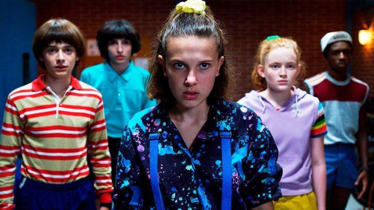 56314 Очень странные дела (3 сезон) — Русский трейлер #2 (2019)
