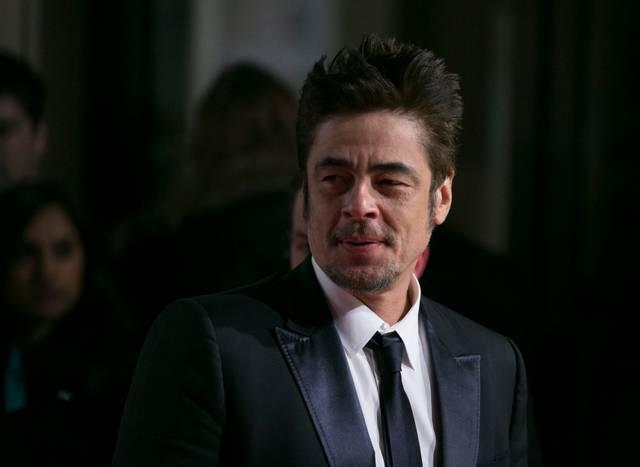 Бенисио Дель Торо присоединяется к «Отряду самоубийц»
