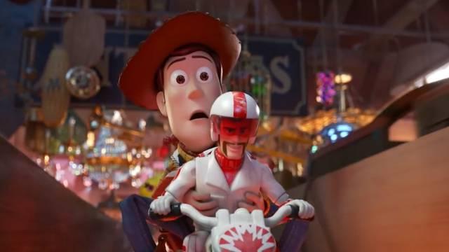«История игрушек 4» возглавила американский прокат