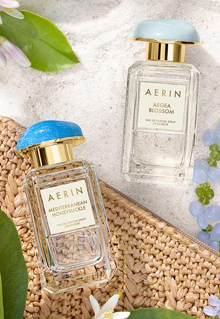 56061 Роскошное обаяние простых вещей: новый аромат Aegea Blossom от AERIN