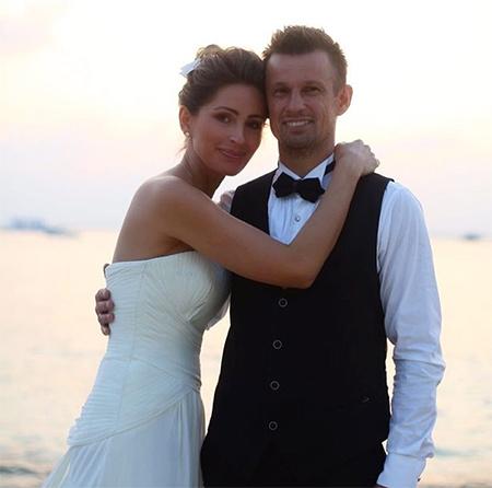 56080 Сергей Семак женится на матери своих семерых детей во второй раз: детали романтичного предложения руки и сердца