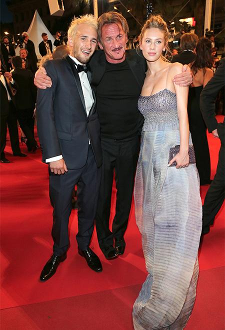 Шон Пенн вместе с сыном и дочерью снимется в семейной драме