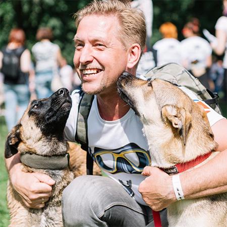 Всем по собаке: в Москве пройдет выставка четвероногих из приютов