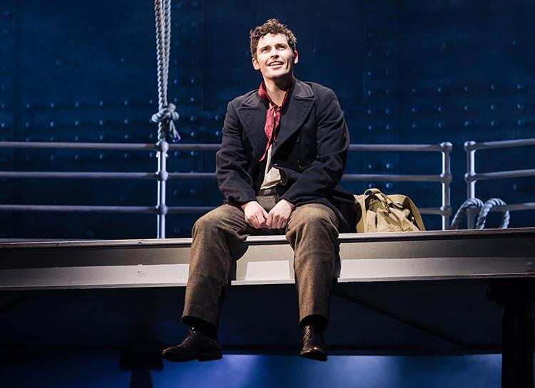 """Бродвейский мюзикл """"Титаник"""" едет в Москву: интервью с продюсером постановки Даниэль Таренто"""
