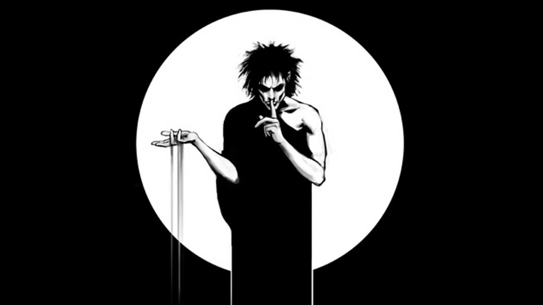 Netflix выпустит сериал «Песочный человек» по комиксам Нила Геймана