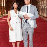 56488 Серена Уильямс станет крестной матерью сына Меган Маркл и принца Гарри