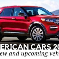 57330 10 All-New American Cars Coming in 2020 (Interior and Exterior Reviewed)