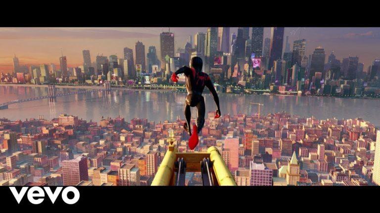 57420 Post Malone, Swae Lee - Sunflower (Spider-Man: Into the Spider-Verse)